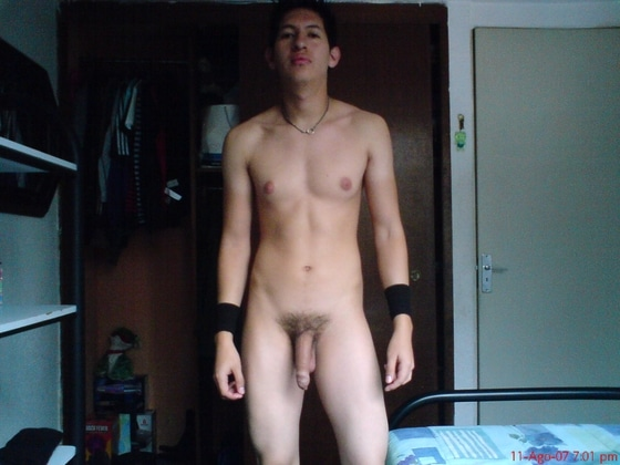 straight Naked horny