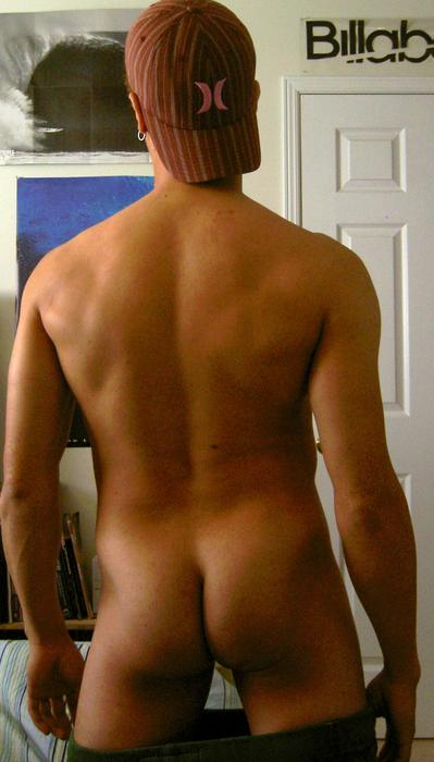 Hispanic guy ass nude — 9